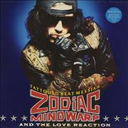 Click here for more info about 'Zodiac Mindwarp - Tattooed Beat Messiah + Poster'