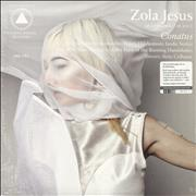 Click here for more info about 'Zola Jesus - Conatus - Gray & Clear Smoke Vinyl - Sealed'