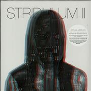 Click here for more info about 'Zola Jesus - Stridulum II - White vinyl - Sealed'