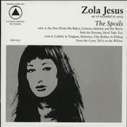 Click here for more info about 'Zola Jesus - The Spoils'