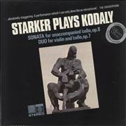 Click here for more info about 'Zoltán Kodály - Starker Plays Kodaly'