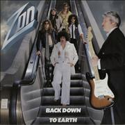 Click here for more info about 'Zon - Back Down To Earth'