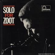 Click here for more info about 'Solo For Zoot'
