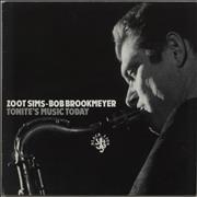 Click here for more info about 'Zoot Sims - Tonite's Music Today'