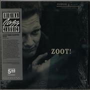 Click here for more info about 'Zoot Sims - Zoot! - stickered shrink'