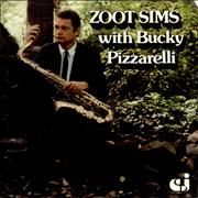 Click here for more info about 'Zoot Sims - Zoot Sims With Bucky Pizzarelli'