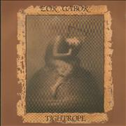 Click here for more info about 'Zor Gabor - Tightrope'