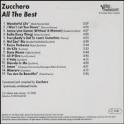 Click here for more info about 'Zucchero - All The Best'