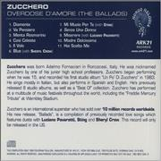 Click here for more info about 'Zucchero - Overdose D'Amore (The Ballards)'