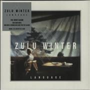 Click here for more info about 'Zulu Winter - Language - 180gm - Sealed'