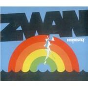 Zwan Honestly UK CD single
