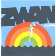 Zwan Honestly Germany CD single