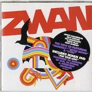 Zwan Mary Star Of The Sea UK 2-disc CD/DVD set