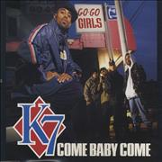 Click here for more info about 'k7 - Come Baby Come'