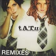 Click here for more info about 't.A.T.u. - All The Things She Said'