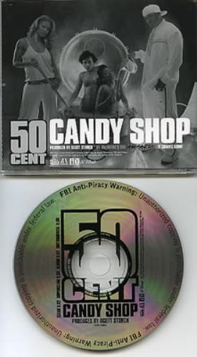 50 Cent Candy Shop USA Promo 5