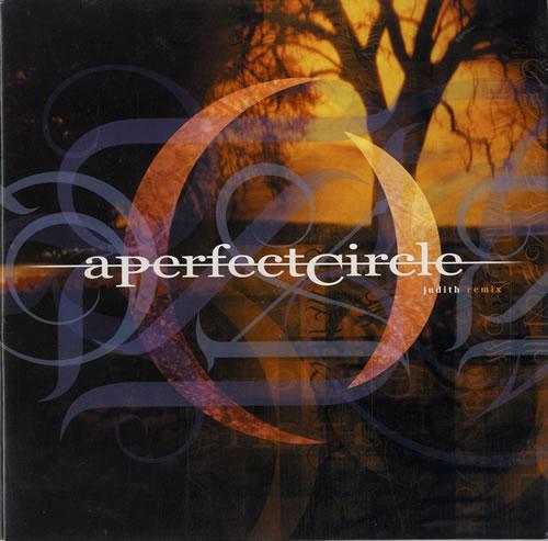 A Perfect Circle Judith Remix Uk 7 Quot Vinyl Record Vusx168