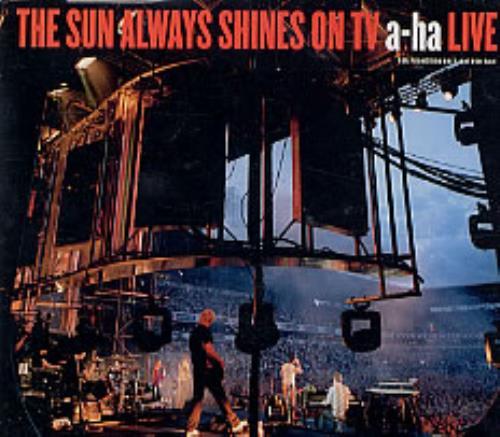 A-Ha The Sun Always Shines On TV - Live