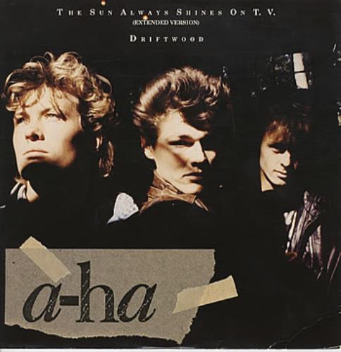 A-Ha The Sun Always Shines On T.V.