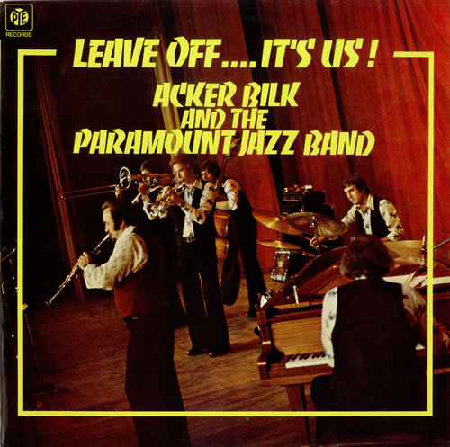 BILK, ACKER - Leave Off .... It's Us! - 12 inch 33 rpm