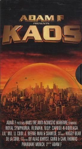 ADAM F - Kaos EPK - VHS