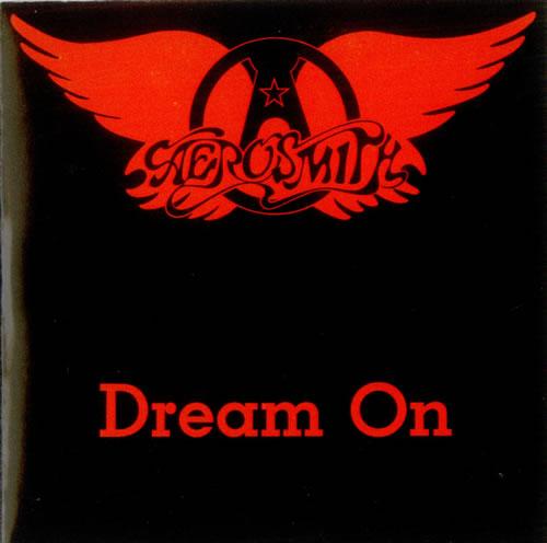 Aerosmith Dream On Austrian Promo 5 Quot Cd Single Sampcd2023