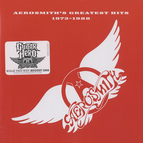 Aerosmith greatest hits 1973 1988 australia cd album for Top songs of 1988