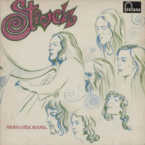 STIVELL, ALAN - From Celtic Roots - 12 inch 33 rpm