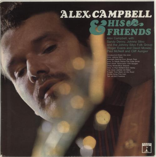 Campbell, Alex Alex Campbell & His Friends