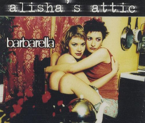 Alisha's Attic - The House That We Built EPK