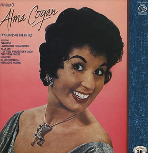 COGAN, ALMA - The Very Best Of Alma Cogan - Maxi 33T