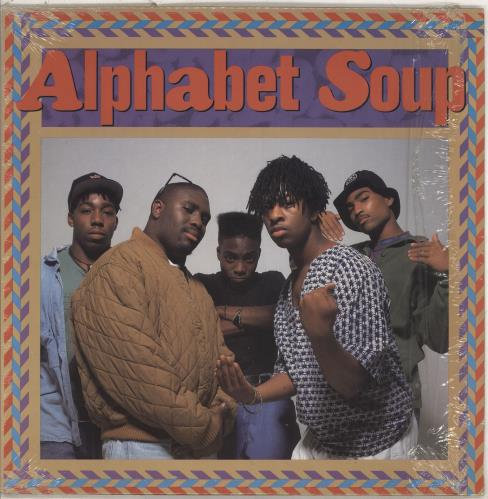 ALPHABET SOUP - Sunny Day In Harlem EP - 12 inch 33 rpm