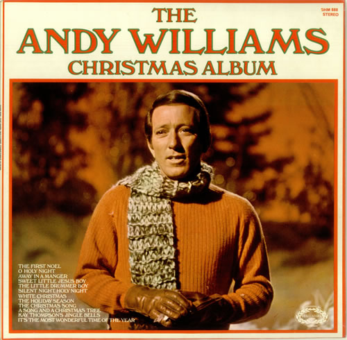 price info - Andy Williams White Christmas