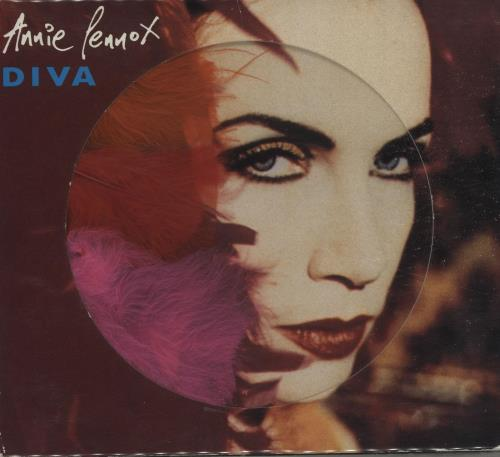 Annie lennox diva vinyl records lp cd on cdandlp - Annie lennox diva album cover ...