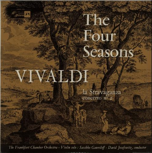 four seasons by vivaldi essay Vivaldi's the four seasons today vivaldi's the four seasons is so popular today that it is used in tv advertisements, as background music in ubmit a drawing, poem, or essay inspired by vivaldi's the four seasons, as per-formed on the recording by the national arts centre orchestra.