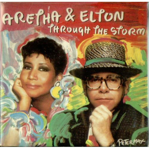 Franklin, Aretha Through The Storm