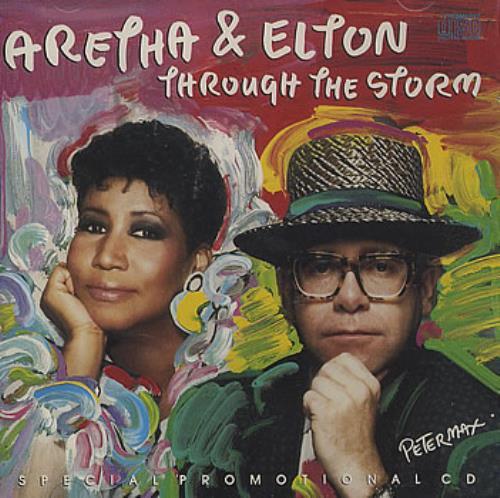 Franklin, Aretha Through The Storm