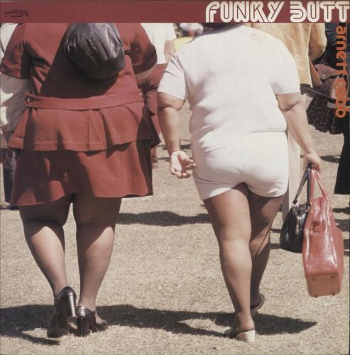 COBB, ARNETT - Funky Butt - Maxi 33T