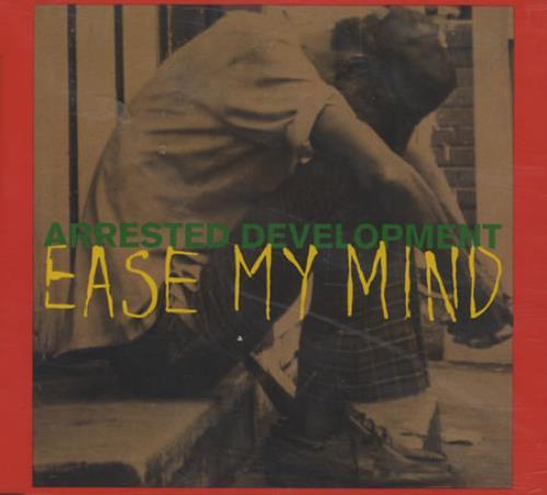 ARRESTED DEVELOPMENT - Ease My Mind - CD