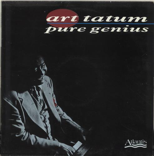 TATUM, ART - Pure Genius - 12 inch 33 rpm
