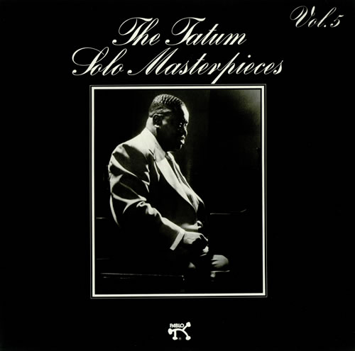 TATUM, ART - Solo Masterpieces Volume 5 - 12 inch 33 rpm