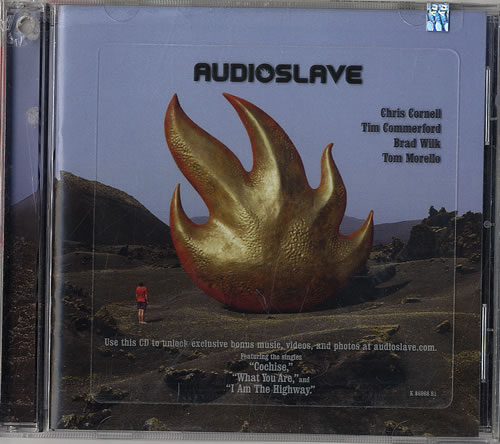 cds do audioslave