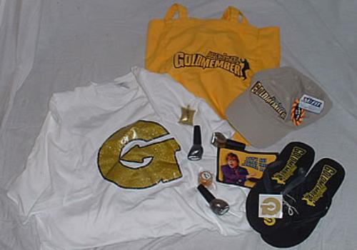 AUSTIN POWERS - Goldmember Goodie Bag - Others