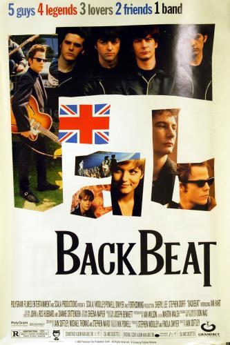 BACKBEAT - Backbeat Poster - Poster / Display