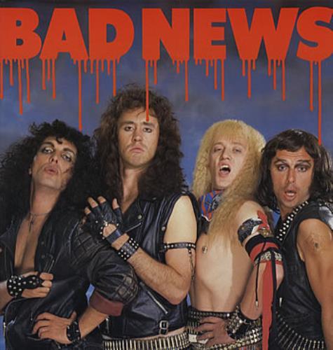 BAD NEWS - Bad News - Maxi 33T