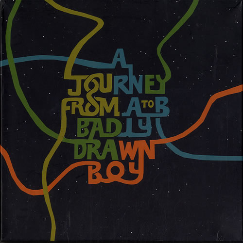 BADLY DRAWN BOY - A Journey From A To B - Others