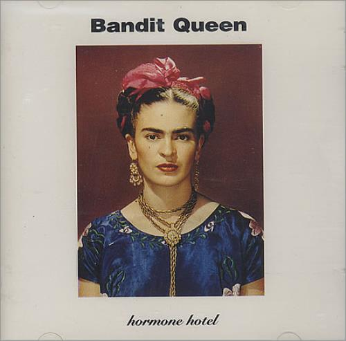 Bandit Queen Hormone Hotel Uk Cd Album Amuse26cd Hormone