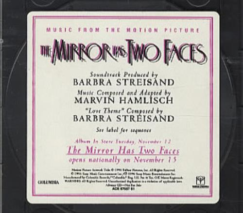 a movie review of the mirror has two faces starring barbara streisand Teaming barbra streisand with seth rogen promises a road trip worth avoiding setting the diva who produced and starred in a slew of vanity projects including the prince of tides and the mirror as two faces opposite the shambolic stoner from knocked up.