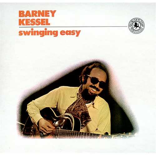 Barney Kessel Swinging Easy UK Vinyl LP Record BLP30107 Swinging ...