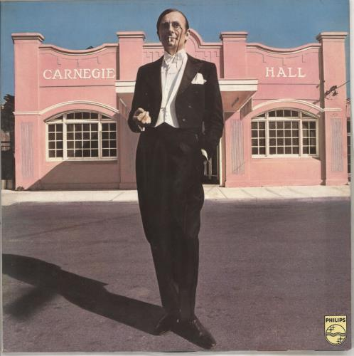 HUMPHRIES, BARRY - Barry Humphries At Carnegie Hall - 12''33回転
